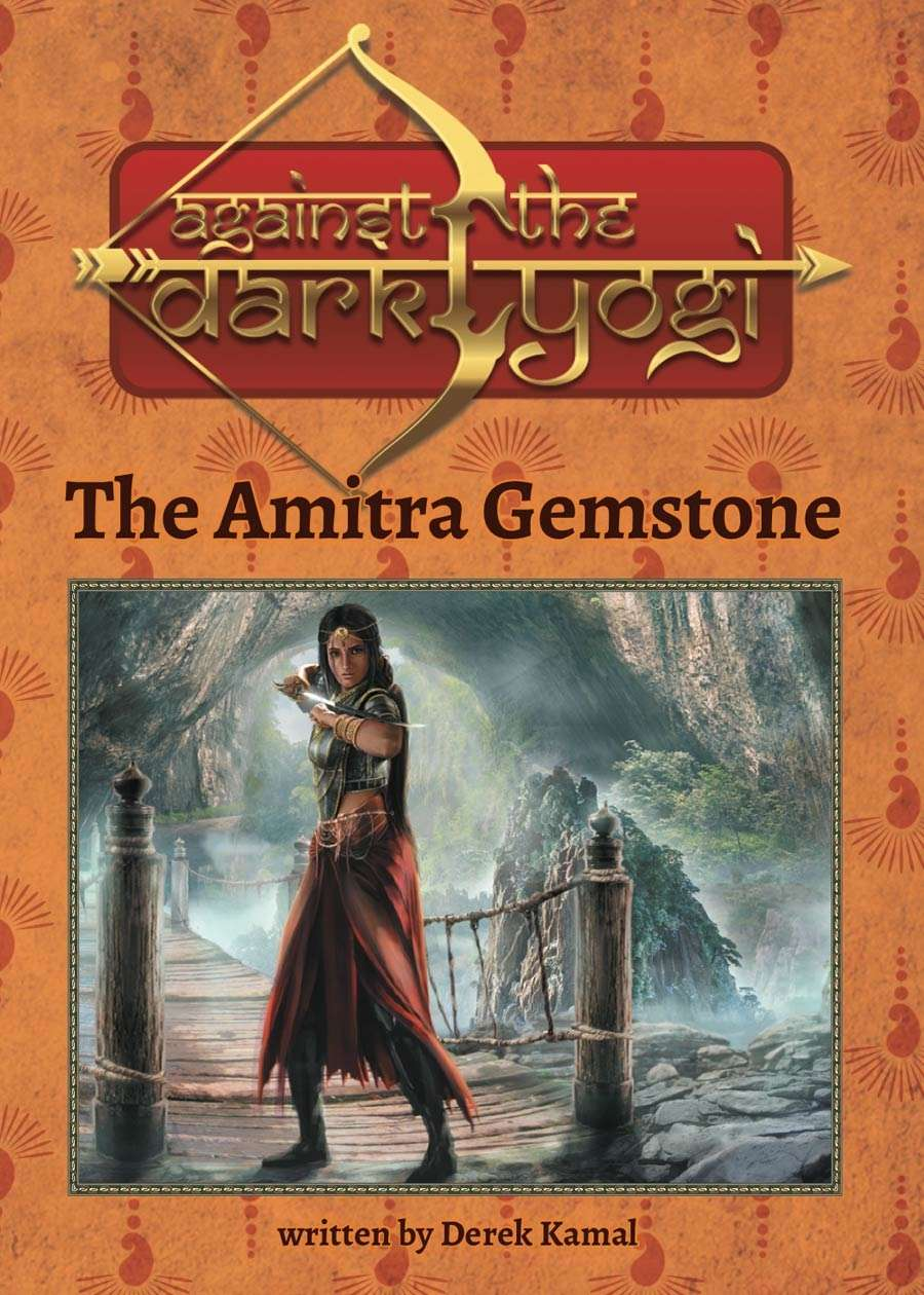 Against the Dark Yogi: The Amitra Gemstone