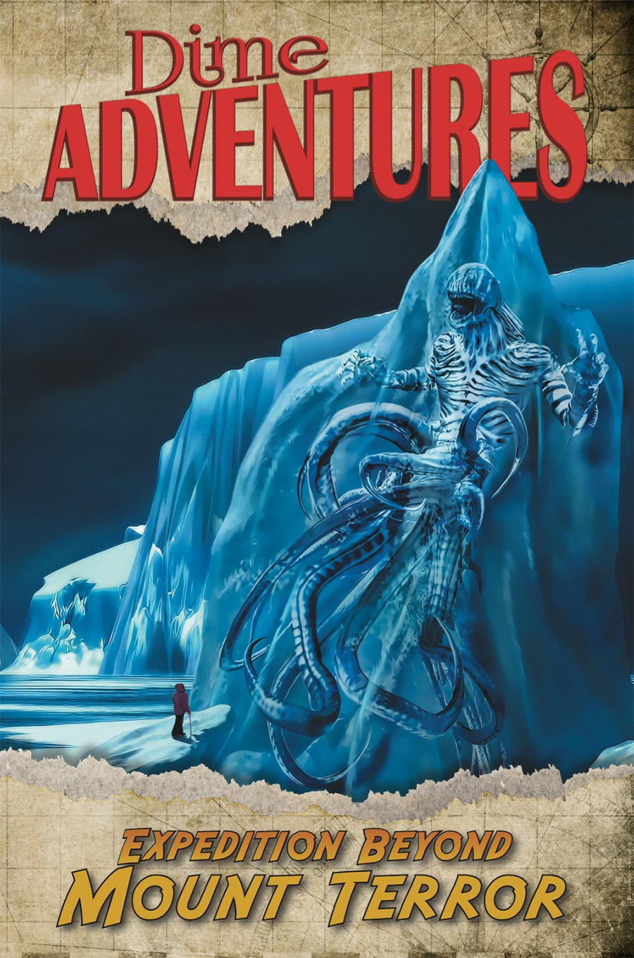 Dime Adventures: Expedition Beyond Mount Terror