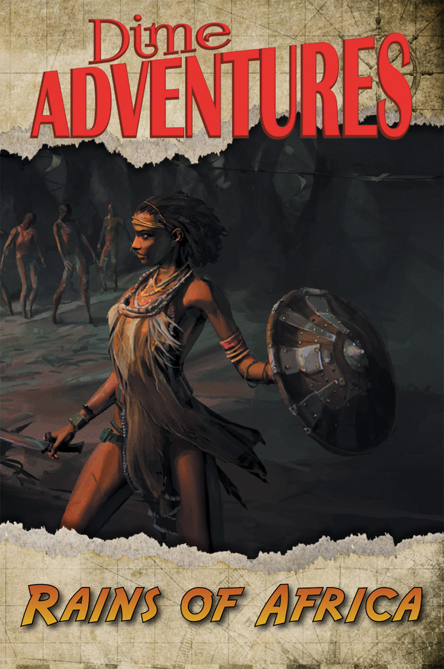 Dime Adventures: Rains of Africa