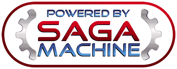 Powered By Saga Machine